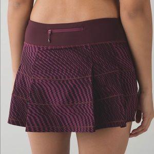 Lululemon Pace Rival Skirt 11